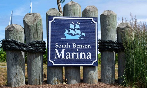 South Benson Marina